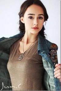 年僅十四歲的巴西模特兒,美的令人屏息!