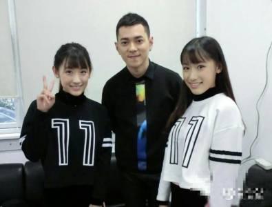 姐妹校花生活照曝光,清纯遠遠超過奶茶妹妹!!!