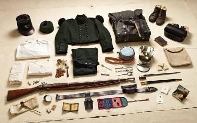 從1066到2014年,看看士兵的裝備的演變!!那些年我們一起撿的肥皂...