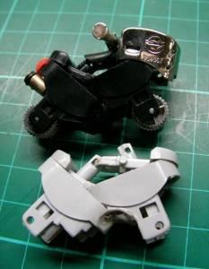 打火機如何變成小型摩特車,超神奇!!好厲害,神之手