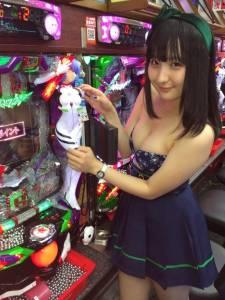 日本超極品萌妹子...最後一張讓我嗆到口水了