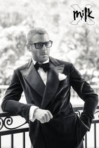 Lapo Elkann:全球最時髦男人~個人高級訂製服系列登台....│MILK X 雜誌