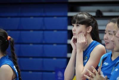 GQ獨家貼身直擊!10頭身排球美少女Sabina Altynbekova台灣爆紅│GQ瀟灑男人網