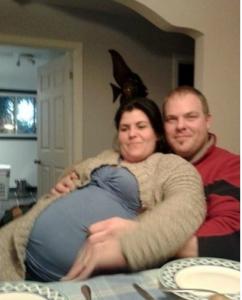 在九個月裡,男友細心呵護的五胞胎....但聽完醫生的話後,就『崩潰了!』