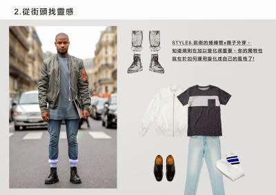 怎麼捲才型 街頭潮人捲褲風格指南 |Akko Tim 的型男養成日記