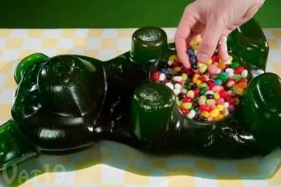 11公斤重的小熊軟糖!你能一次吃完它嗎?