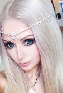 烏克蘭真人芭比娃娃,引起網絡風暴追求者無數...