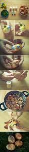 如何弄出一顆高上大的茶葉蛋!