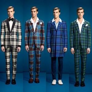 訂製一套Gucci獨特嶄新的Lapo貴公子西裝│GQ瀟灑男人網