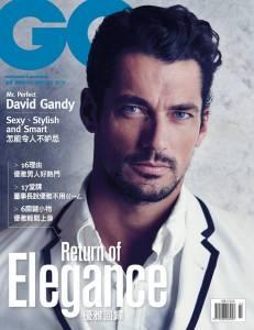 性感男模David Gandy與Marks Spencer合作推出內衣系列│GQ瀟灑男人網