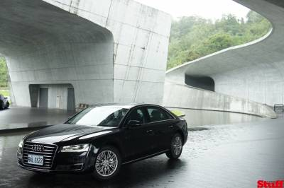 New Audi A8 讓你離不開│Stuff 科技時尚誌