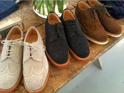 男人鞋櫃的必備10款鞋|Akko Tim 的型男養成日記