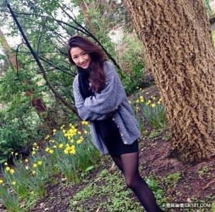 正爆!英國留學的「台版莉亞」 網友:天菜!她是神人等級啊..