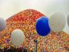 「猜到開頭,猜不出結果」當150萬個氣球一起放飛之後…