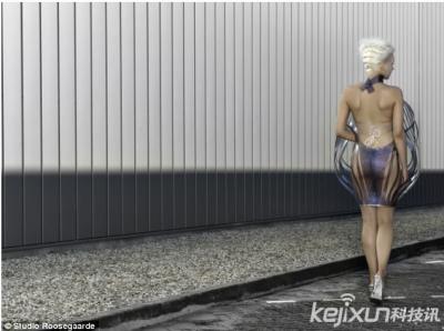 一興奮就會變透明的衣服,能穿上街嗎?