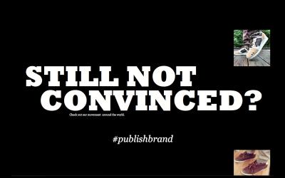 全新褲款選擇!Publish Brand