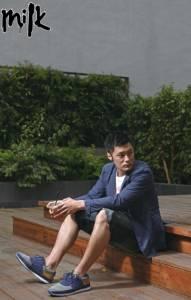 「余文樂」堅持自我 穿出夏日潮流態度│MILK雜誌