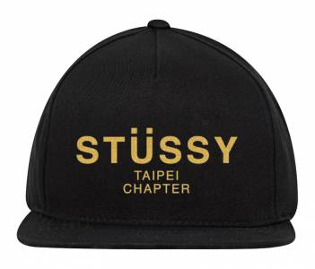 Stussy 台北限定新品:Gold Taipei Embroidery Pack‏