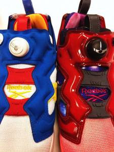 Reebok × 機動戰士鋼彈 聯名款式Reebok Pump Fury OG