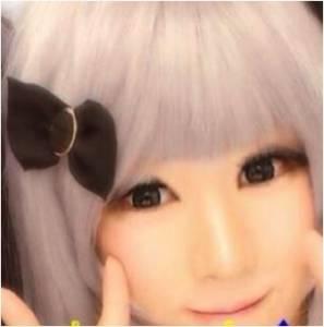 日本神奇化妝術 這根本是換一張臉皮嘛
