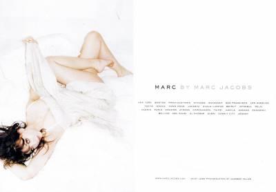 寫實搞怪地下風格 Marc Jacobs品牌歷年廣告 X 搞怪模特