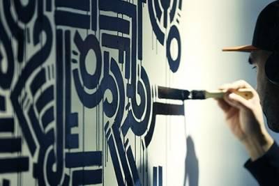 REMIX X G-SHOCK聯合計畫展覽 塗鴉藝術家Aaron De La Cruz專訪