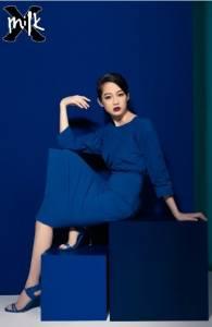 《MILK雜誌》封面人物-簡嫚書