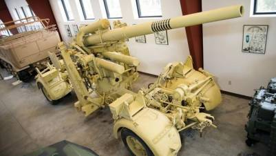 坦克也能拍賣!? 這也太酷炫了!!!