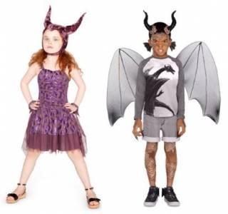 時尚小惡魔 Stella McCartney X Angelina Jolie聯手打造黑魔女童裝