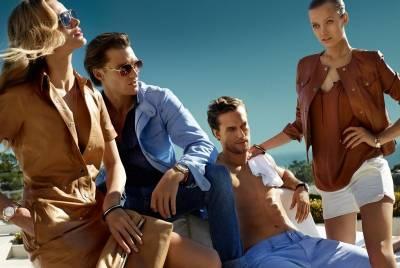 ZARA 姐妹品牌 Massimo Dutti男裝正式登台
