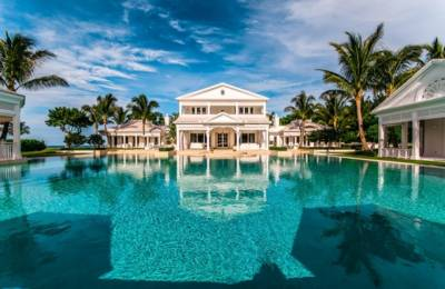 全球明星豪宅排名,持續奪冠的巨宅!「席琳迪翁」人生勝利組的退休生活!