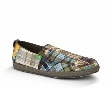 穿鞋子就像吃吐司,你要切邊嗎? SANUK 的馬德拉斯 MADRAS 系列