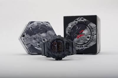 """重量級迷彩 maharishi x G-Shock GD-X6900MH """"Lunar Bonsai Camo"""" 聯名錶款"""