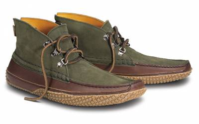 Timberland Abington 頂級工藝鞋款系列 向品牌創始繆思的伐木工人致敬