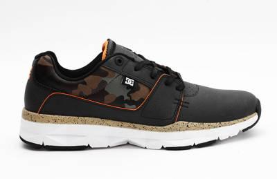 DC 新品上市 春季潮鞋 迷彩當道