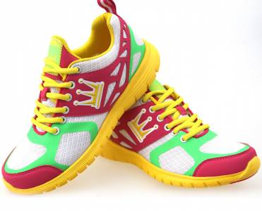 DADA 春慢跑季 穿上慢跑鞋甩肉去 復古經典鞋型 流線多功能鞋款 打造舒適運動好心情