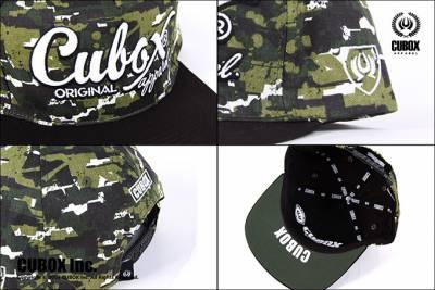 CUBOX 2014 春夏新品再一波 末日禁區拉帽外套&野戰迷彩棒球帽