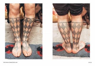 可以穿的藝術 刺青收藏專書「1000 Tattoos」