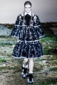 冰與火之歌 Alexander McQueen 2014秋冬女裝系列