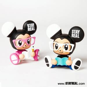 STAYREAL設計師不二良專訪,揭露Mousy小鼠與Hello Kitty的親密關係!?