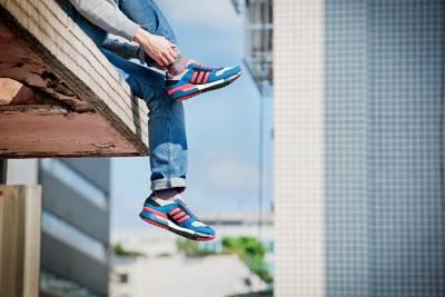 adidas Originals 復古跑鞋「ZX630」明天開售!港星 余文樂 更親自著用推薦!