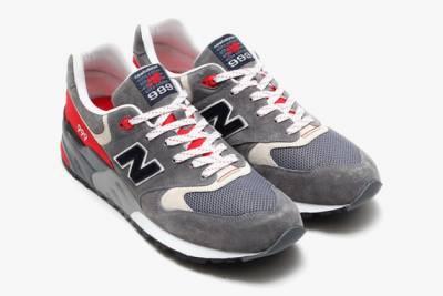 復古經典再現 New Balance ML999 2014年春季鞋款