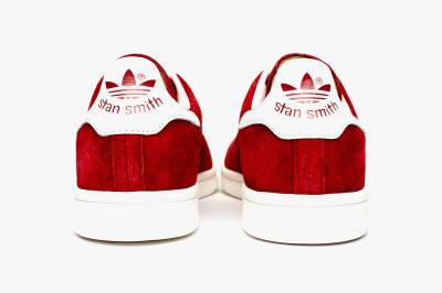 經典再詮釋 adidas Originals 2014年春夏 Stan Smith 麂皮系列鞋款