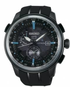 SEIKO ASTRON GPS 太陽能腕錶 與光同步 全新「平流層」概念設計 縱觀寰宇 與時俱進