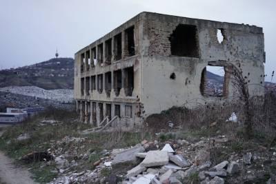 奧運廢墟 搖搖欲墜的賽拉耶佛冬季奧運場