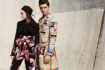 厄爾切比沙丘迷航記 Givenchy 2014春夏時尚大片