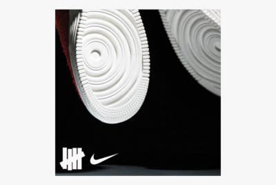 超強聯名即將展開 Undefeated x Nike Air Force 1 系列鞋款預告!!