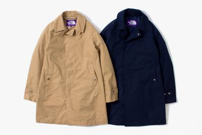 機能性潮流 THE NORTH FACE 紫標系列新作