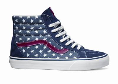 Vans Van Doren 三月新款!美國國旗上腳 傳遞正港美式精神(本篇將贈送兩雙鞋!)