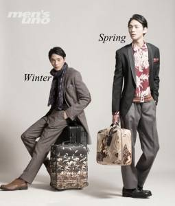 冬到春西服穿搭術 Seasonal Wear|men's uno